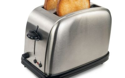 Atomic Toaster: Now You're Toasting With Power!