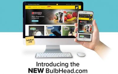 BulbHead Just Received A Makeover – See What's New!