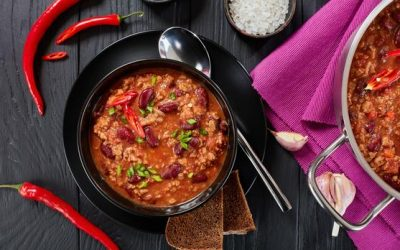 3 Alarm Chili Recipe