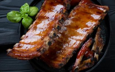 Moist n' Sweet Cola Ribs Recipe
