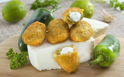 Easy Homemade Jalapeno Poppers Recipe