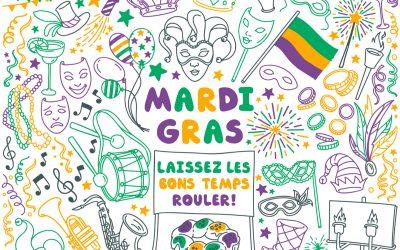 Laissez Les Bons Temps Rouler: Mardi Gras Fun Facts!