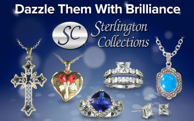 Dazzle Them With Brilliance: Introducing Sterlington Jewelry Collection
