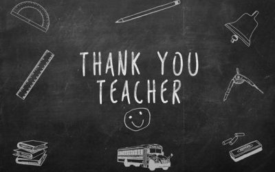 #ThankATeacher During National Teacher Appreciation Week