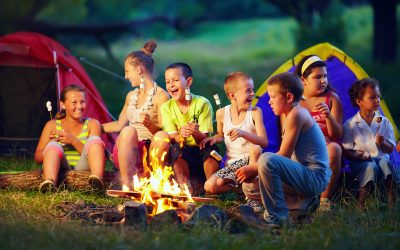 Your Kid Needs These Summer Camping Essentials