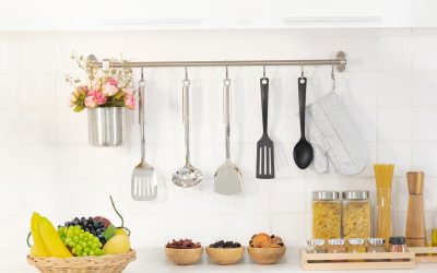 Kitchen Counter Organization: 10 Tips for a Clean Kitchen