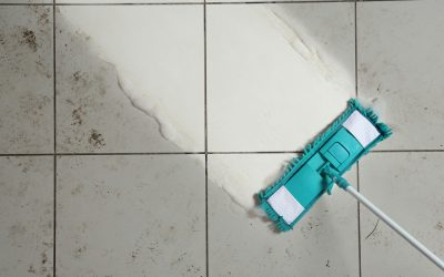 How To Mop Tile Floors