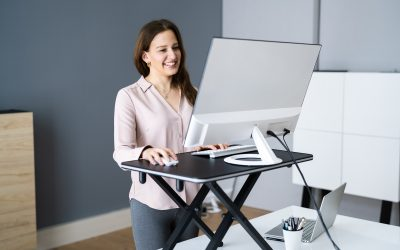 Standing Desk Benefits for Your Health and Productivity