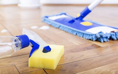 Cleaning 101: How To Clean Laminate Floors