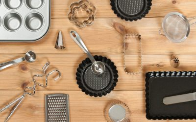 Professional Baking Supplies You Need In Your Kitchen
