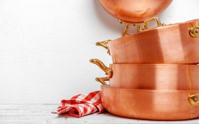 6 Copper Cookware Benefits