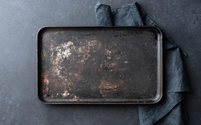How To Clean Baking Sheets the Right Way