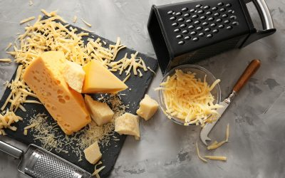 How To Grate Cheese with a Cheese Grater